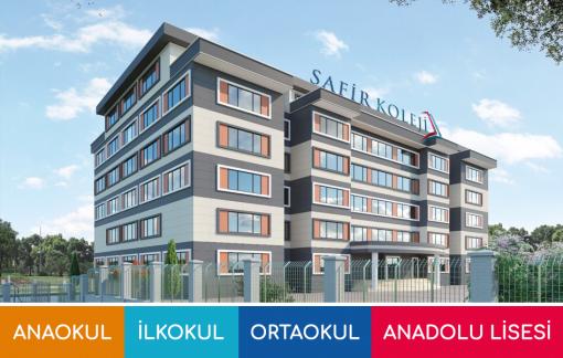 Ataşehir Safir Anadolu Lisesi