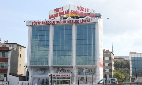 Özel Yüz 12 Anadolu Sağlık Meslek Lisesi
