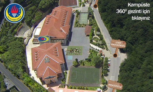 TED İstanbul Koleji Vakfı Özel Lisesi