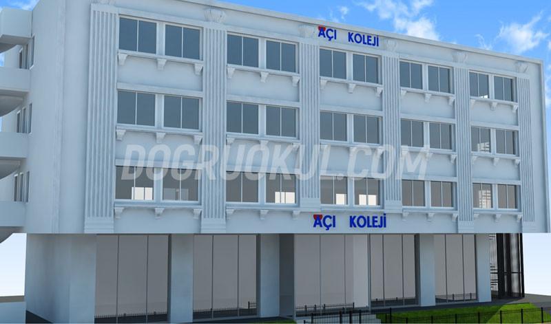 Açı Koleji Ataşehir Anadolu Lisesi