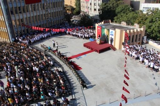 Ahmet Şimşek Koleji Anadolu Lisesi
