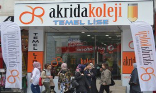 ÖZEL AK RİDA TEMEL LİSESİ