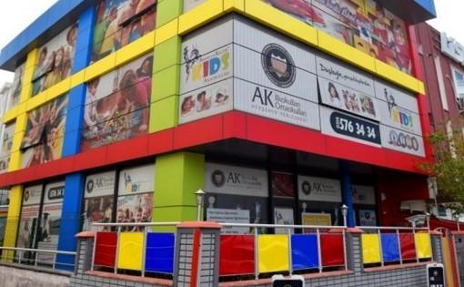 Ataşehir Amerikan Kültür Koleji Anaokulu AKD Kids
