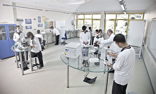 Bahçeşehir Koleji Gaziantep Anadolu Lisesi