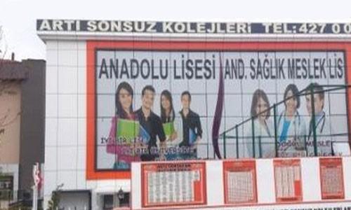 Özel Artı Sonsuz Anadolu Lisesi