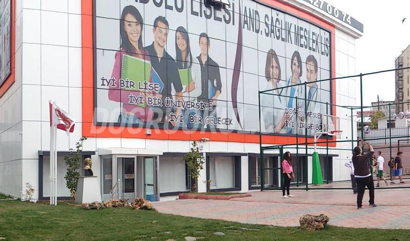 Artı Sonsuz Maltepe Anadolu Lisesi