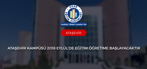 Okan Koleji Ataşehir