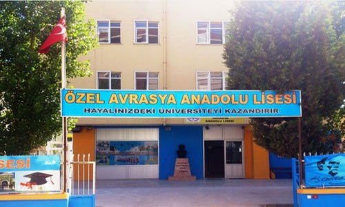 AVRASYA KOLEJİ ANADOLU LİSESİ