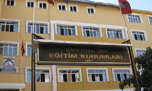 Üsküdar Bağlarbaşı Koleji  Anadolu Lisesi