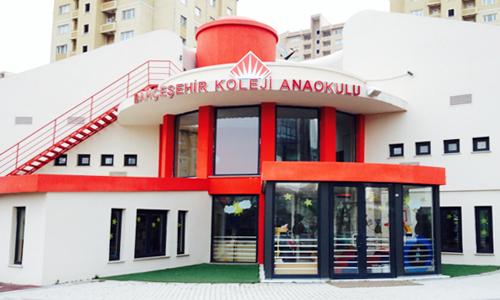 Bahçeşehir Koleji Bosphorus City Anaokulu