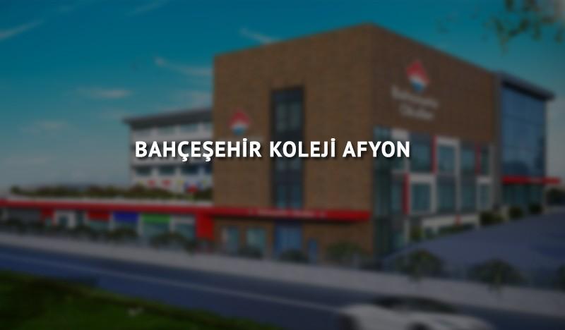 Bahçeşehir Koleji Afyon Anadolu Lisesi