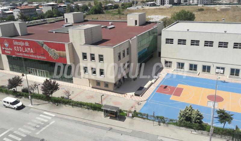 Bahçeşehir Koleji Bursa Modern Kampüsü