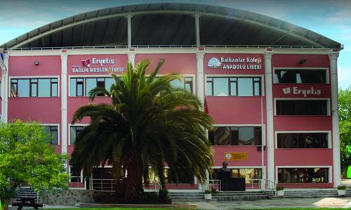 Balkanlar Koleji Anadolu Lisesi-Pendik