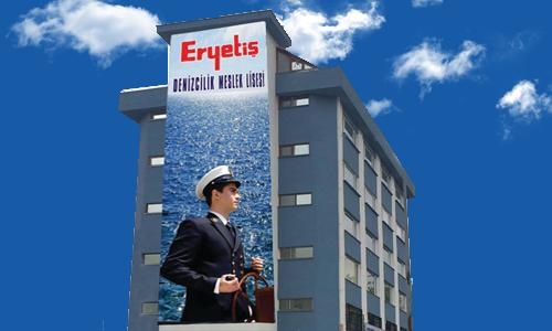 Özel Eryetiş Reis Denizcilik Meslek Lisesi-Pendik