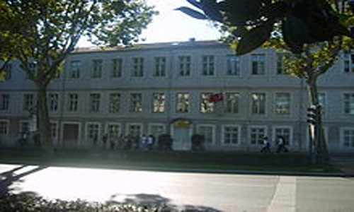 Özel Notre Dame De Sion Fransız Lisesi