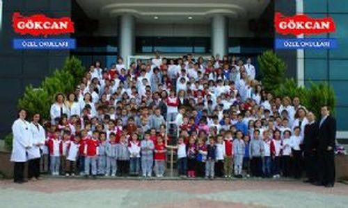Gökcan Kolej  İlkokulu ve Ortaokulu