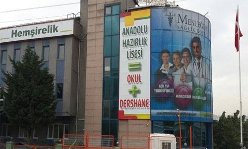 Özel Mesleğim Anadolu Sağlık Meslek Lisesi