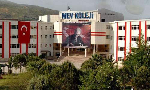 Mev Koleji Basınköy  İlkokulu Ortaokulu