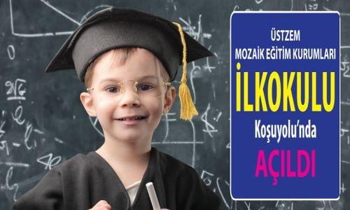 Koşuyolu Mozaik Koleji  İlkokulu ve Ortaokulu