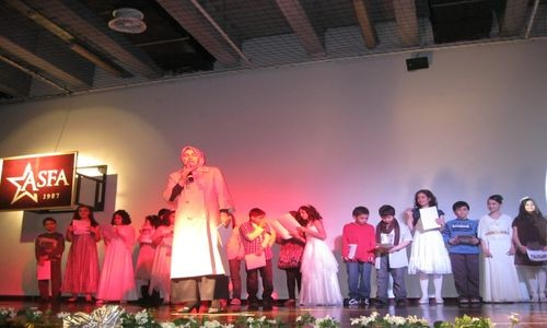Asfa Halil Necati İlkokulu ve Ortaokulu