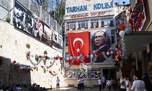 Tarhan Koleji  Anadolu Lisesi