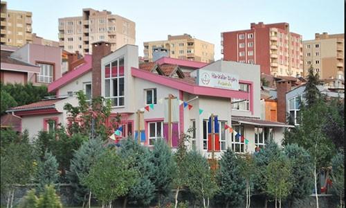 Bahçeşehir Harikalar Diyarı Anaokulu