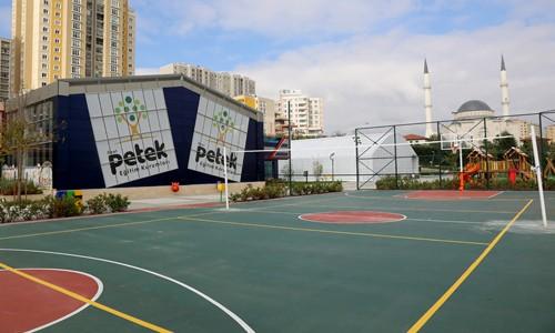 Başakşehir Petek İlkokulu Ortaokulu