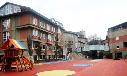 Sarıyer Açı Koleji  Kampüsü