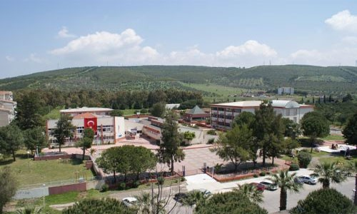 TED Aliağa Koleji Vakfı Kampüsü