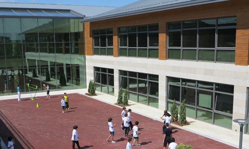 Terakki Vakfı Koleji  Şişli Terakki Tepeören İlkokulu Ortaokulu