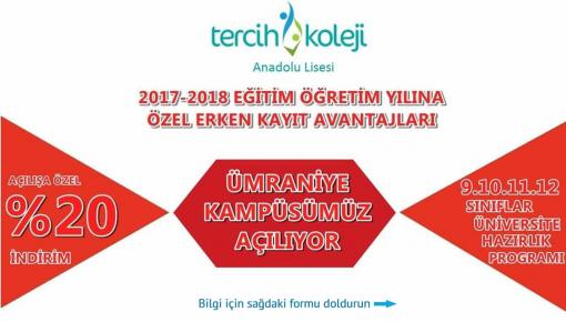 Tercih Koleji Ümraniye Anadolu Lisesi
