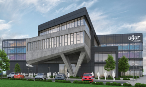 Uğur Okulları Ankara Batıkent Anadolu Lisesi